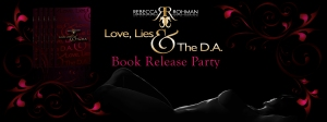 Book Release Party Graphic