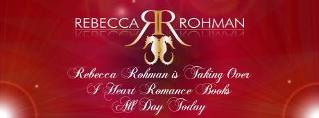 Rebecca Rohman's Taking Over I Heart Romance Books