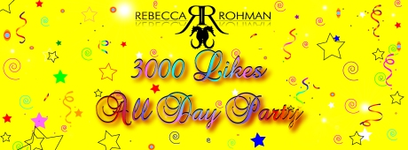 3000 Likes Party