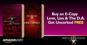 Love, Lies & The D.A. AD Uncorked Promo FACEBOOK 4