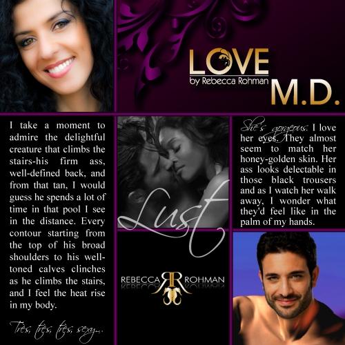 Love M.D. by Rebecca Rohman Sexy 4