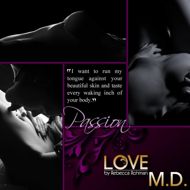 Love M.D. by Rebecca Rohman Sexy 8