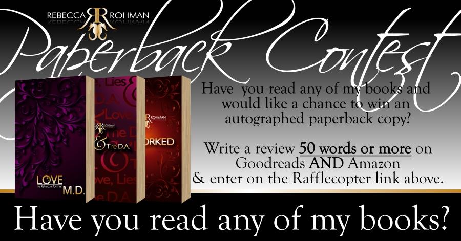 Paperback contest 1