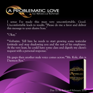 A Problematic Love Teaser 8 HS