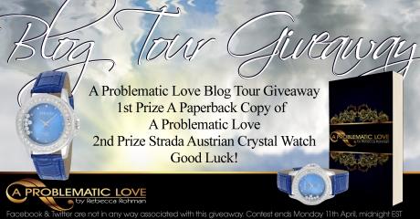 A Problematic Love blog tour