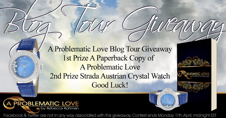 A Problematic Love blog tour