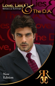 Love, Lies & The D.A. NEW COVER